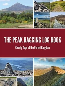 peak bagging log book