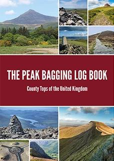 peak bagging log book