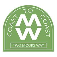 Two Moors Way Badge